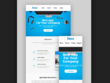 Create a well designed E-Mailer Design to send to clients