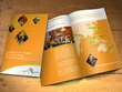 Design a professional brochure / catalogue / leaflet