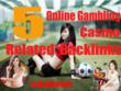 5 PBN - Backlinks from Gambling, Online Casino sites