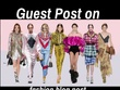 Do 5 guest post on fashion and lifestyle blog with dofollow