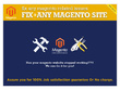 Do Magento bug fixing /intigration/upgrade/custome development