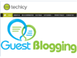 Do Guest Post On Thealmostdone And Techicy
