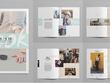 Do LookBook and photo album design.