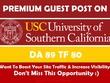 Guest Post On Usc Edu Blog -  University of California Blog