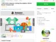 Optimize and SEO Amazon Listing, Description Which Boost  Sale