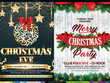 Create Christmas & New Year Flyers (No extra cost for Urgency)