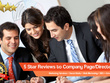 Provide 5 REAL 5 Star Reviews to Company Page to Rocket your SEO