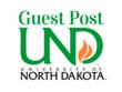 Publish a guest post on und.edu - University of North Dakota