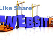 Boost your web post with social network