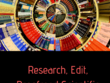 Research, process & edit scientific and technical documents