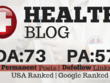 Publish A Health Guest Post On Real Blog With Dofollow Backlink