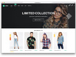 Create a fully responsive E-commerce website through wordpress