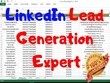 Provide 100 Linkedin Lead Generation, Data Mining, B2b Leads