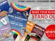 Design you a Stunning, Unique Leaflet, Flyer or Brochure