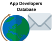 International Android and Ios mobile App Developers Database
