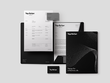 Design business card, stationery, brochure and logo