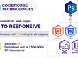 PSD to Responsive HTML5 + CSS3 Incl. Js