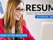 Write you an interview winning Cover letter CV or Resume