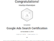 Create and optimize your Google Ads campaign
