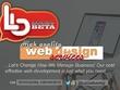 Design and Develop a stunning website