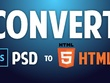 Convert PSD to Responsive HTML, Email Template