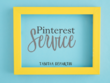 Pinterest Account Management for 1 month
