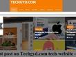 Guest post Techgyd.com technology website DA 63 Techgyd Dofollow