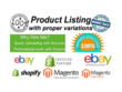 Shopify Product Listing and SEO