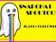 Do A Shoutout On My 40k Snapchat