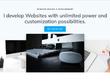 Design & develop your website