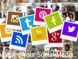 Manage all your social media accounts for 1 month.