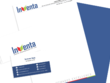 Design a business card and letterhead