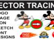 Convert existing Logo to Vector