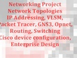 Work in Networking project