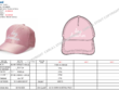 Create a HAT, CAP, SOCK technical drawing & Technical Pack