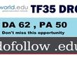 Write & Publish guest post on World.edu DA66 TF35 DR64 Dofollow