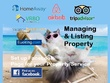 Review content on holiday rental sites to optimise sales