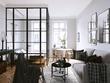 Make realistic interior/interior visualization
