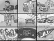 Create an awesome 25 frames storyboard in 3 days