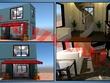 Make 3d floor plan and rendering in sketchup in 4 hours