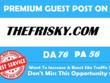 Write And Publish A Dofollow Guest Post On Thefrisky. com DA 76