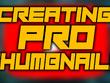 Make a professional Youtube thumbnail