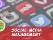 Manage All Social Media Profiles for 1 Month (30 Days)