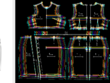 Grade or Adjust any Kind of Garments Pattern
