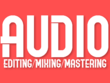 Professionally edit your voiceover, audiobook or podcast
