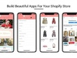 Create shopify Mobile app