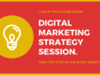 1-hour telephone/zoom Digital Marketing Strategy Advice Session