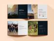Design your pitch deck, magazine, folder or brochure