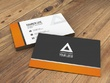 Design Professional Business Card with Unlimited Revisions