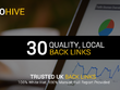30 UK Backlink Submissions to BOOST your SEO
